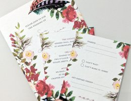 Francesca Norton Wedding Stationery invitations